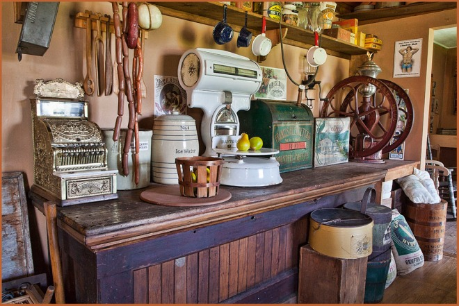 The General Store...